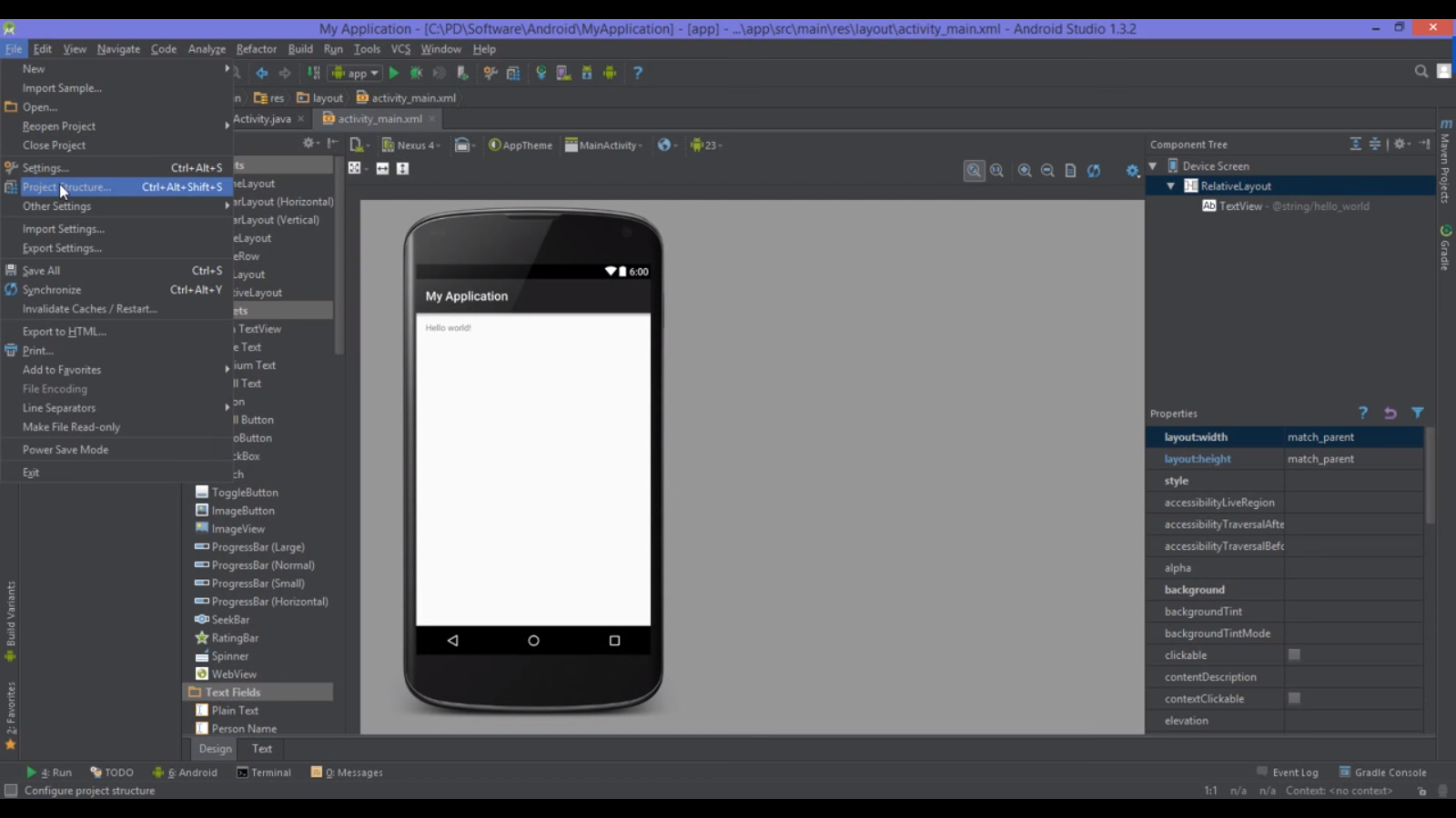 Android-Studio